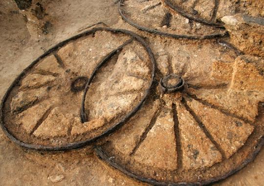 Thracian Chariot