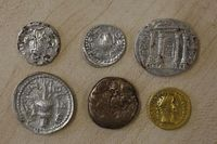 Jewish Rebel Coins