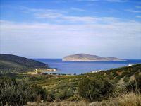 Pseira Island Aegean Sea