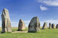 Swedish Stonehenge