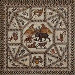 Roman Mosaic Lod_Mosaic