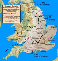 Roman Britain Romanization