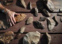 Clovis Tools Boulder