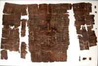 Egypt Papyrus Human Sacrifice